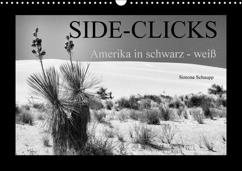 Side-Clicks Amerika in schwarz-weiß (Wandkalend...