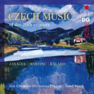 Tschechische Musik des 20.Jahrhunderts