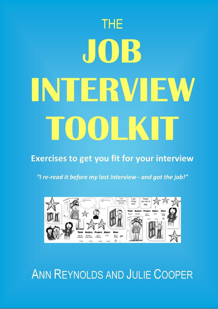 Job Interview Toolkit als eBook Download von Ju...