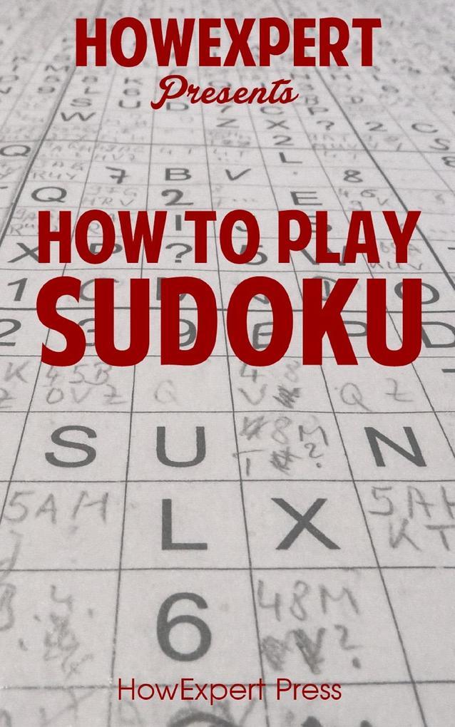 How To Play Sudoku als eBook Download von