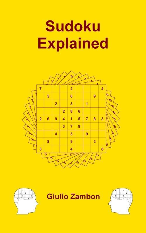 Sudoku Explained als eBook Download von Giulio ...
