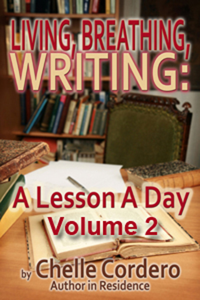 Living, Breathing, Writing: A Lesson A Day, Vol...