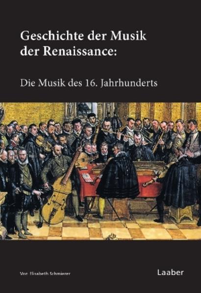Geschichte der Musik der Renaissance als Buch v...