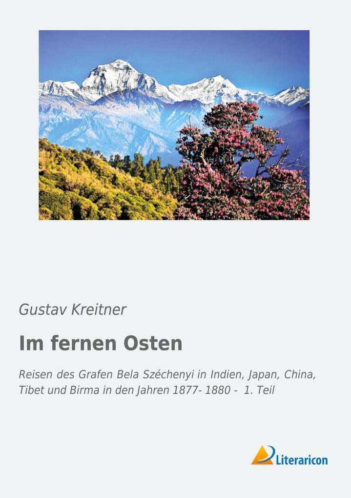Im fernen Osten als Buch von Gustav Kreitner