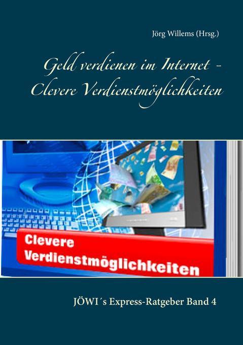 Geld verdienen im Internet als Buch von