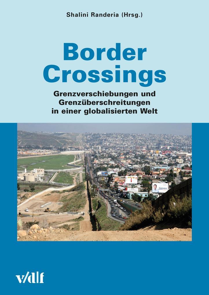 Border Crossings als eBook Download von