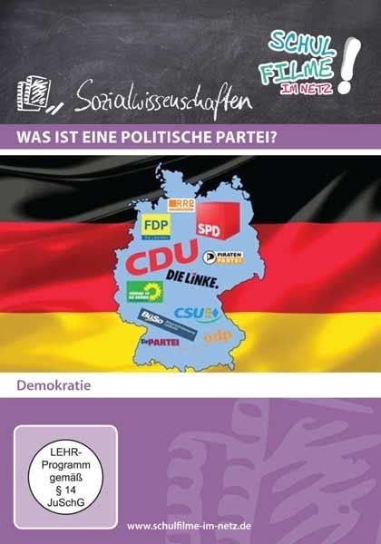 Partei - Was ist eine politische Partei?
