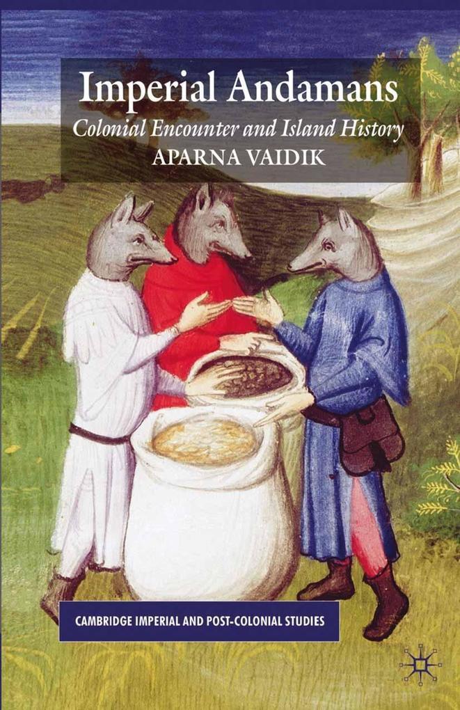 Imperial Andamans als eBook Download von A. Vaidik