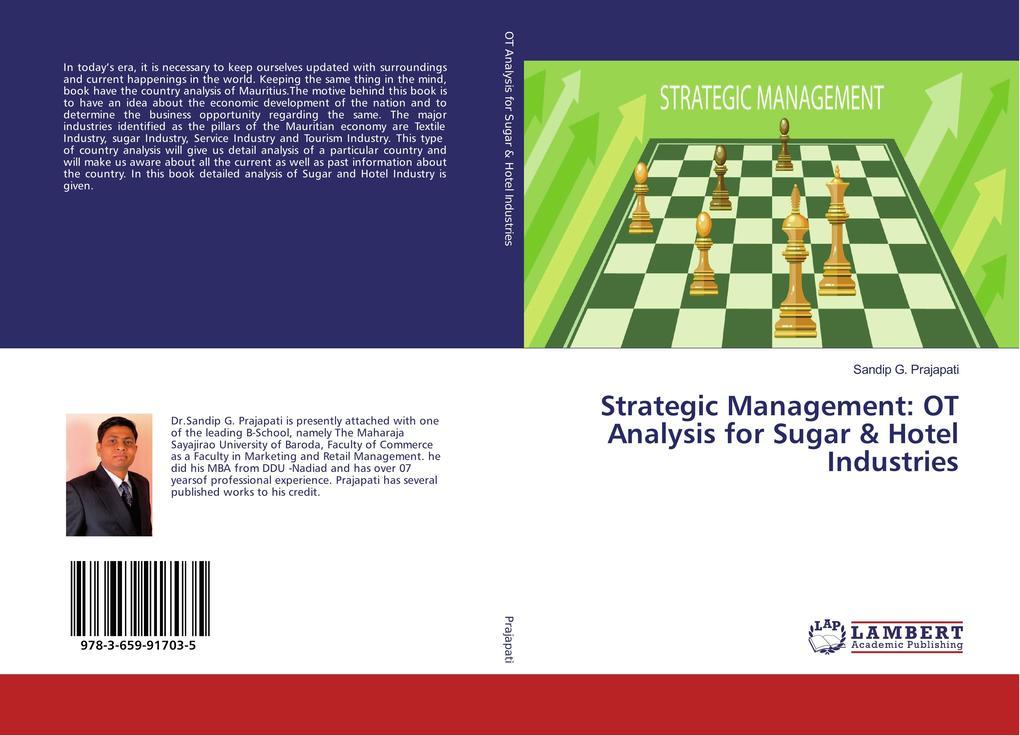Strategic Management: OT Analysis for Sugar & H...