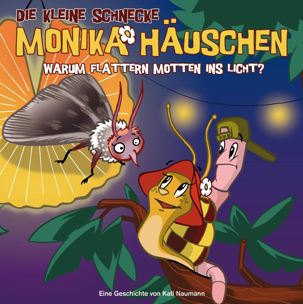 Die kleine Schnecke Monika Häuschen - 17: Warum...
