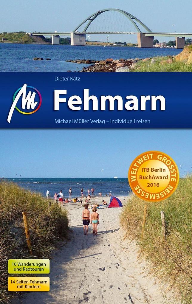 Fehmarn als Buch von Dieter Katz