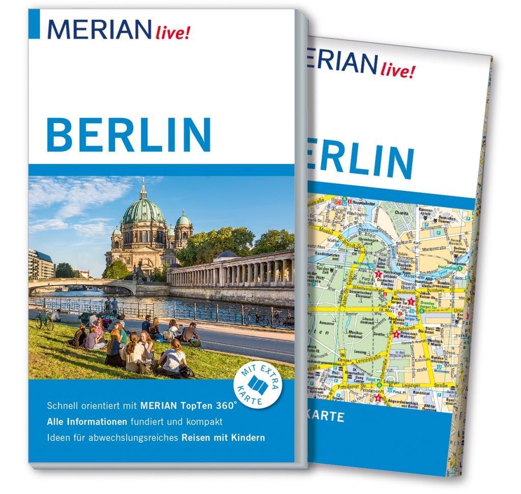 MERIAN live! Reiseführer Berlin als Buch von Gi...