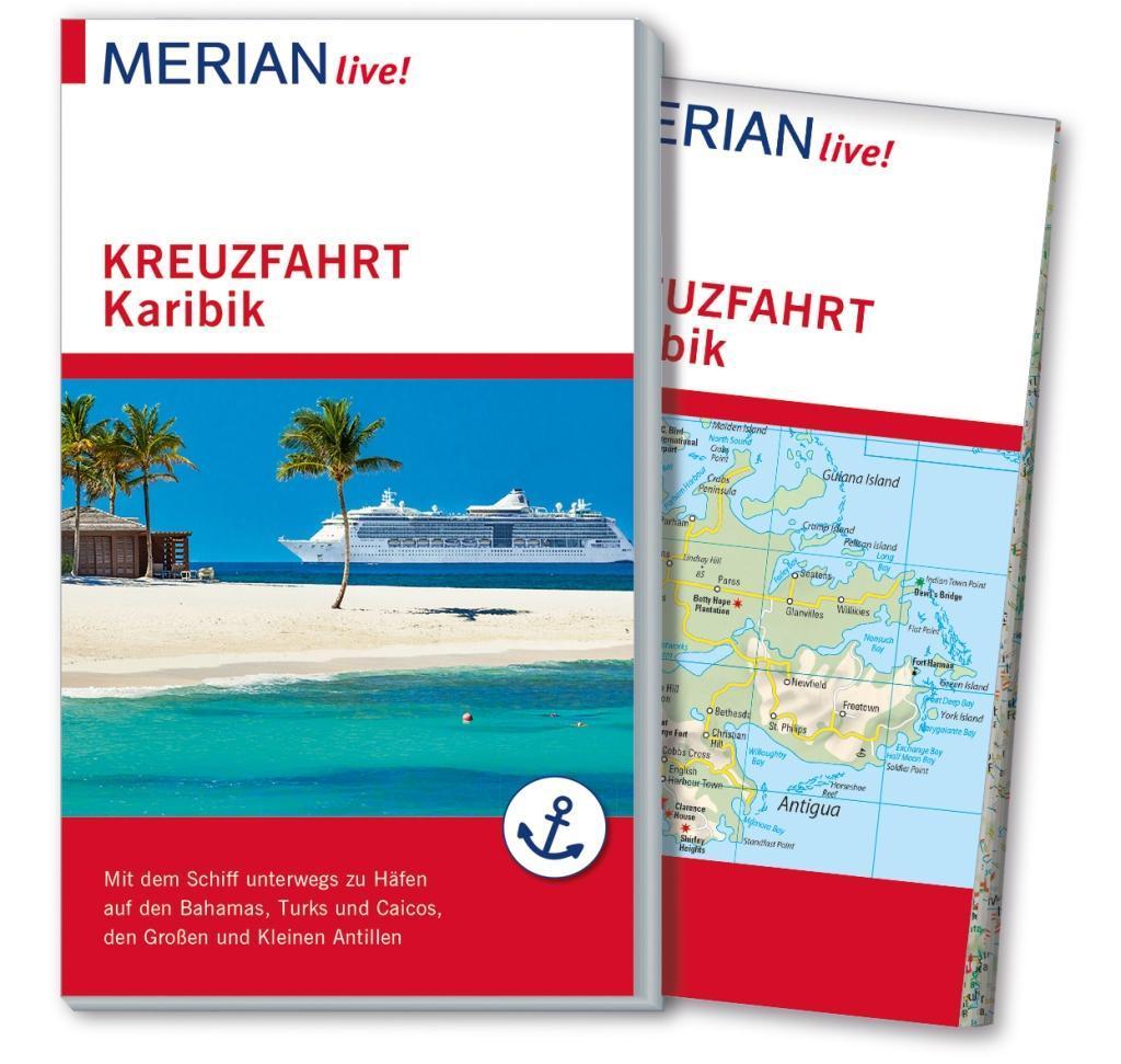 MERIAN live! Reiseführer Kreuzfahrt Karibik als...