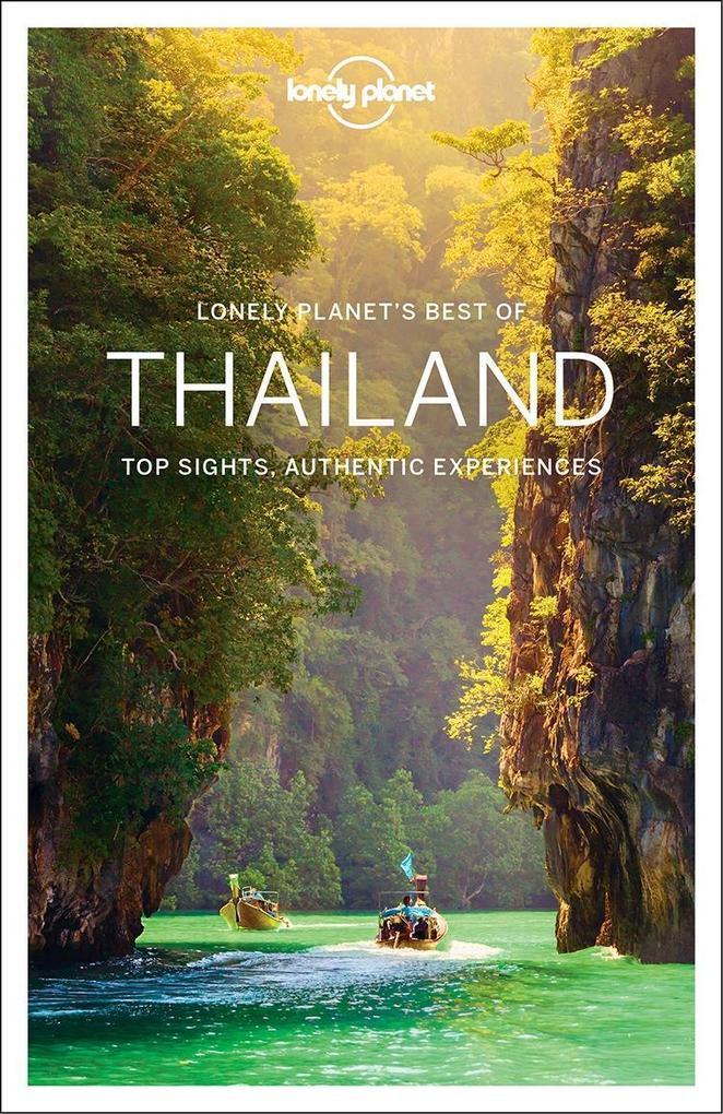Lonely Planet Best of Thailand als Buch von