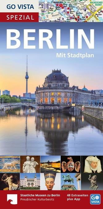 GO VISTA Spezial: Reiseführer Berlin als Buch v...