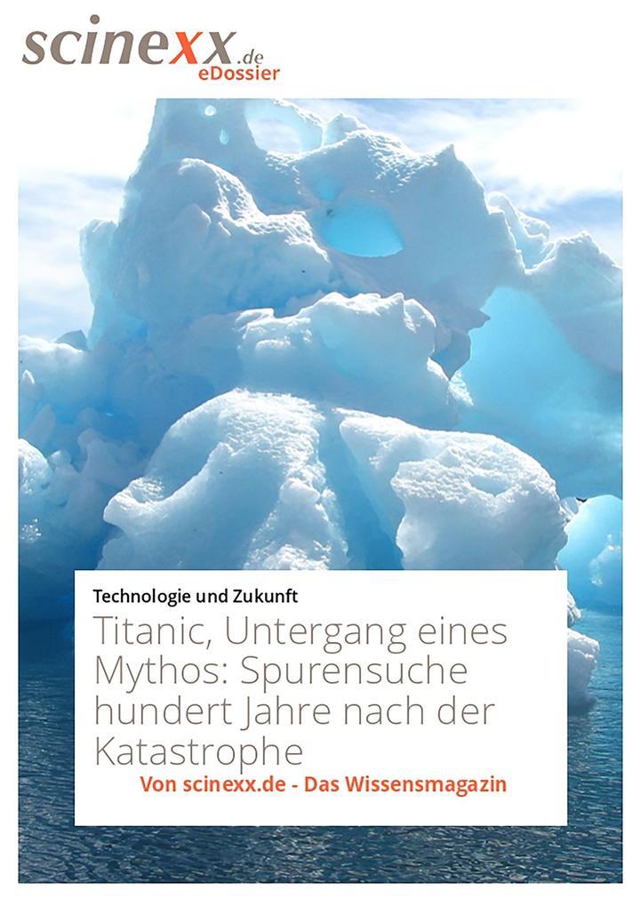 Titanic: Untergang eines Mythos als eBook Downl...