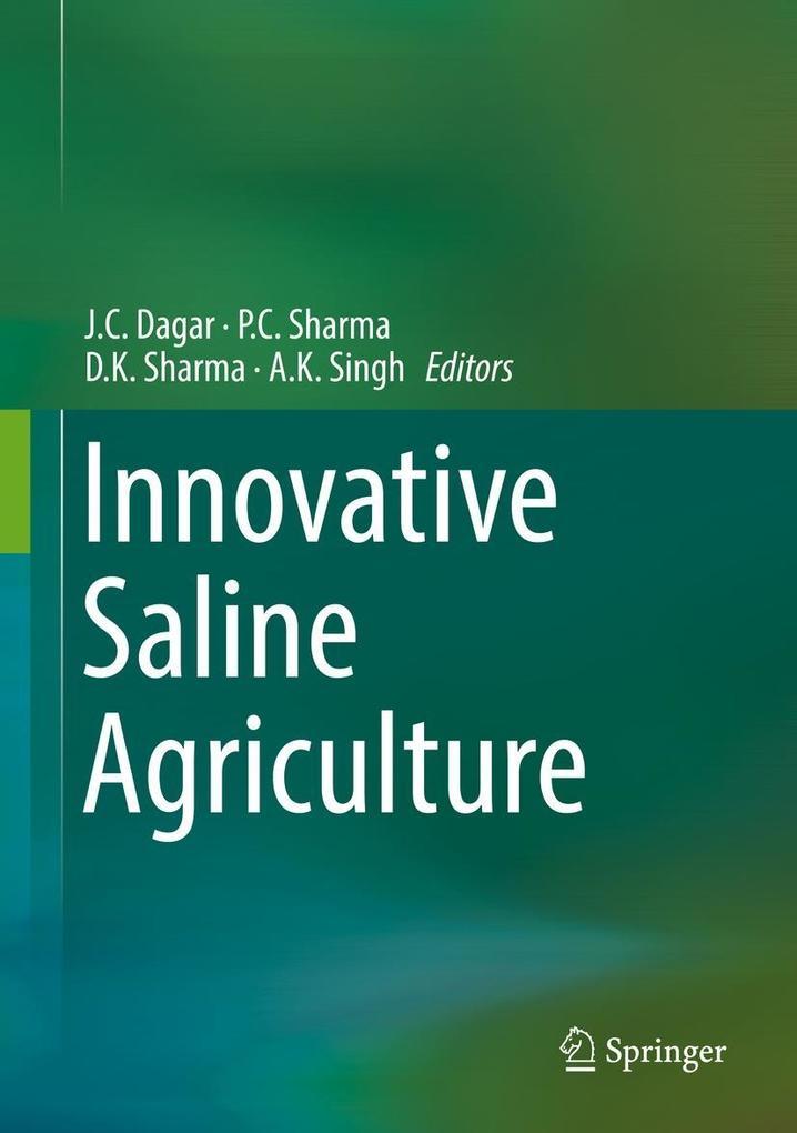 Innovative Saline Agriculture als eBook Downloa...
