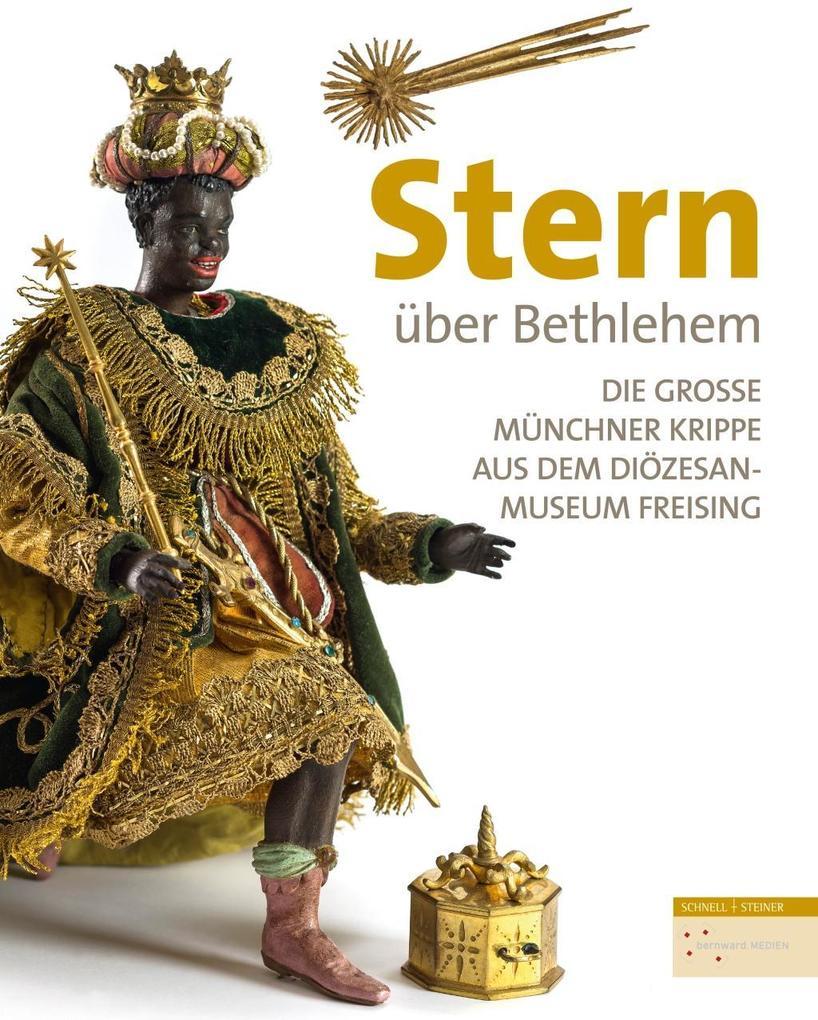 Stern über Bethlehem als Buch von