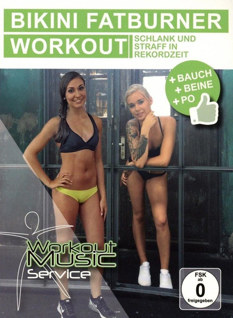 Bikini Fatburner Workout-Bauch,Beine,Po