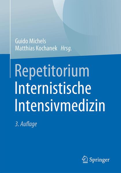 Repetitorium Internistische Intensivmedizin als...