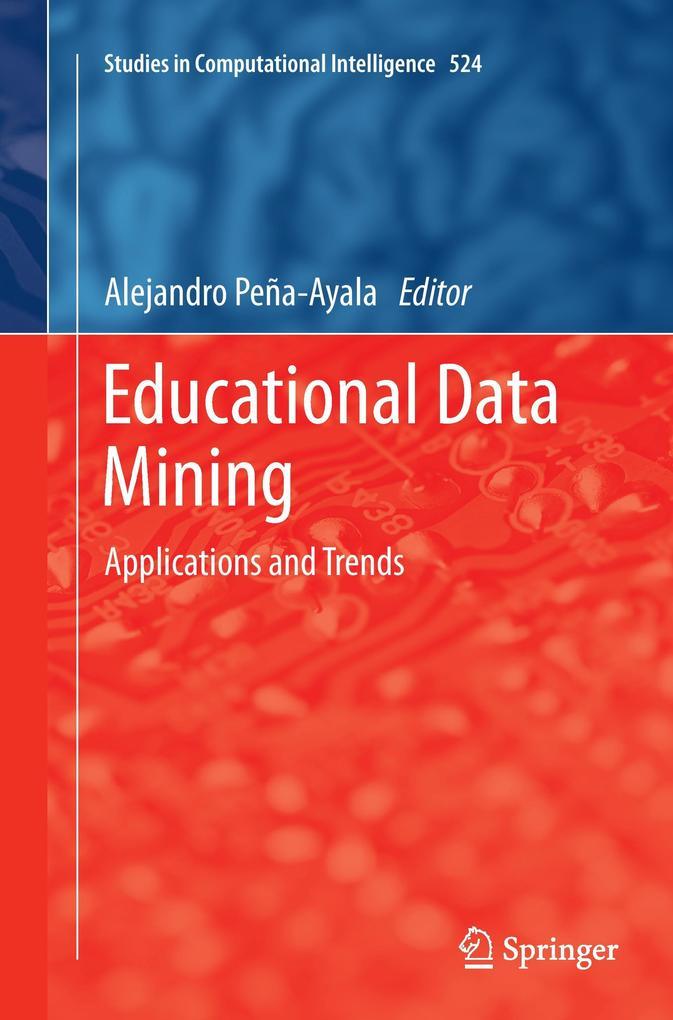Educational Data Mining als Buch von
