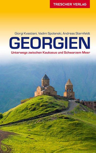 Georgien als Buch von Giorgi Kvastani, Vadim Sp...