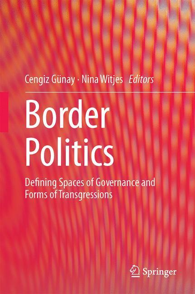 Border Politics als Buch von