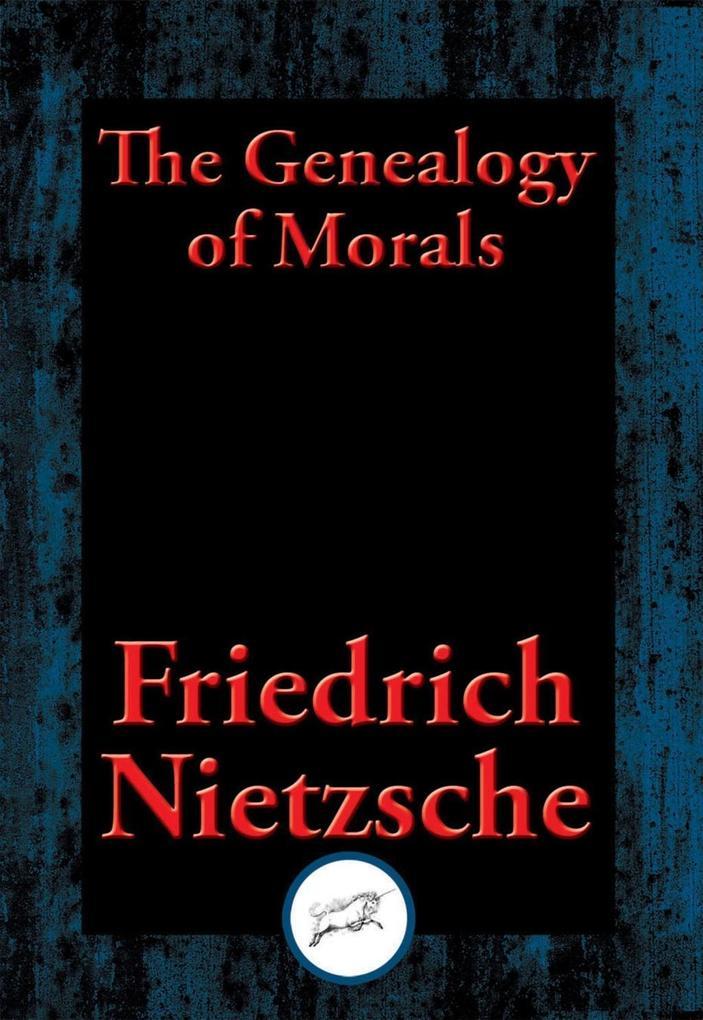 The Geneology of Morals als eBook Download von ...