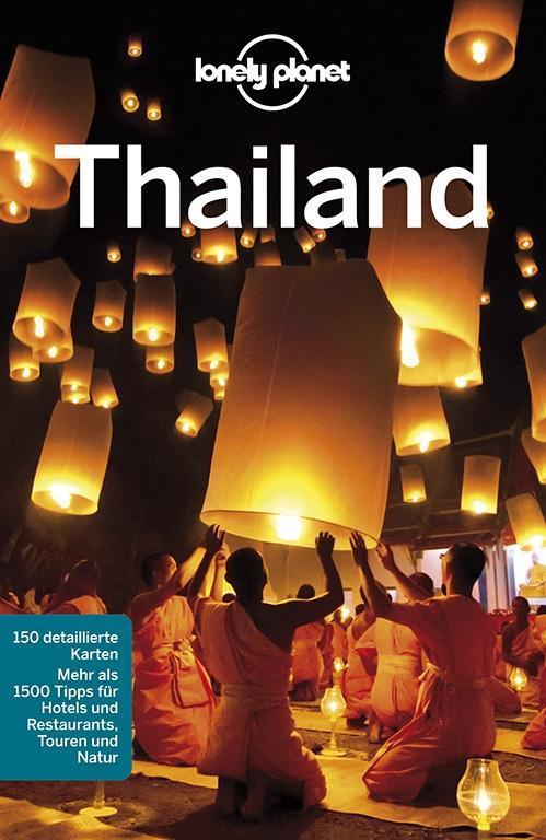 Lonely Planet Reiseführer Thailand als Buch von...