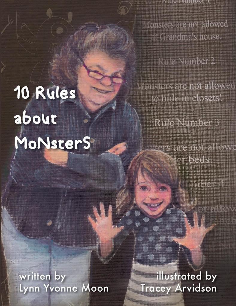 10 Rules About Monsters als Taschenbuch von Lyn...