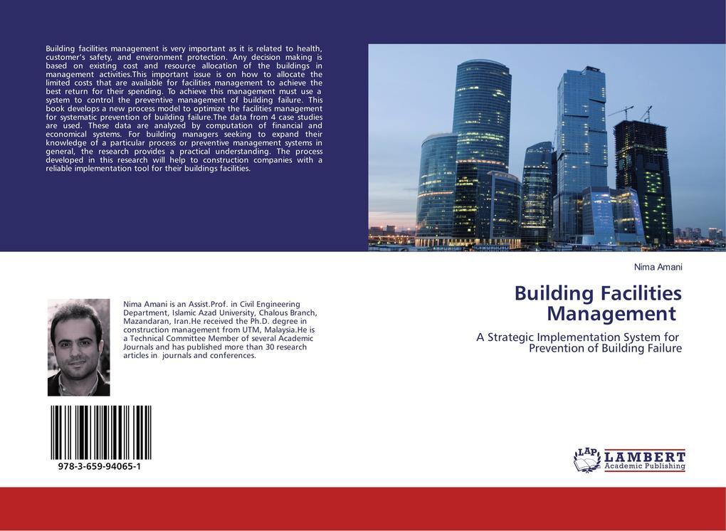 Building Facilities Management ´ als Buch von N...