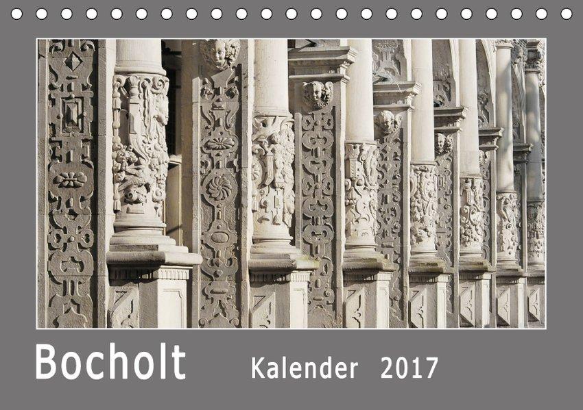 Bocholt (Tischkalender 2017 DIN A5 quer)