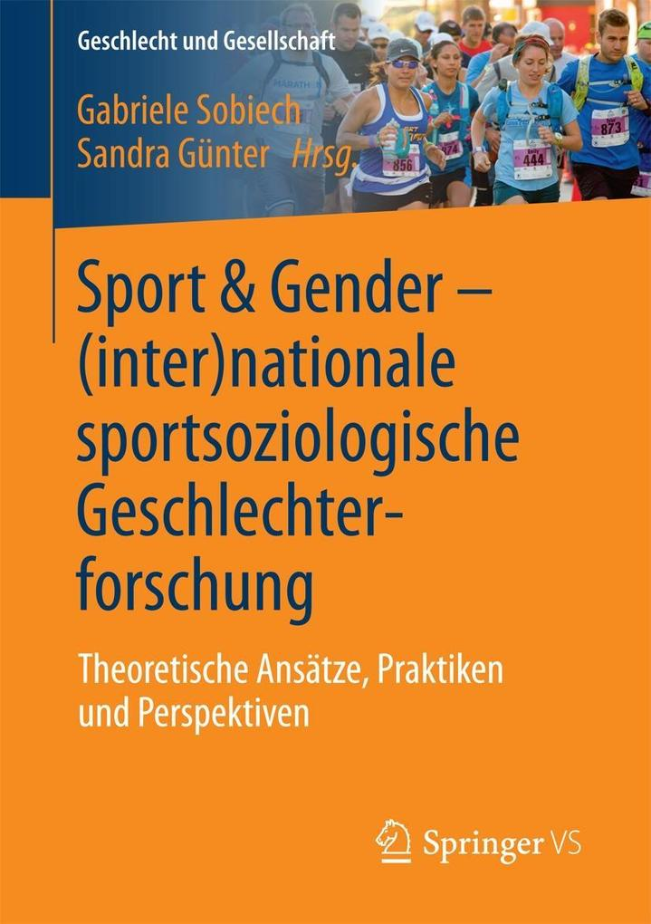 Sport & Gender ´ (inter)nationale sportsoziolog...