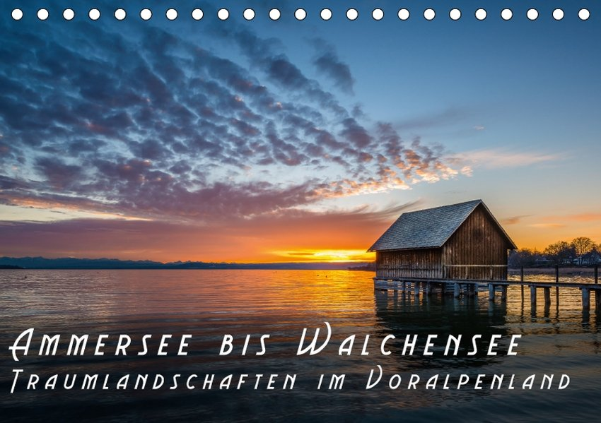 Ammersee bis Walchensee - Traumlandschaften im ...