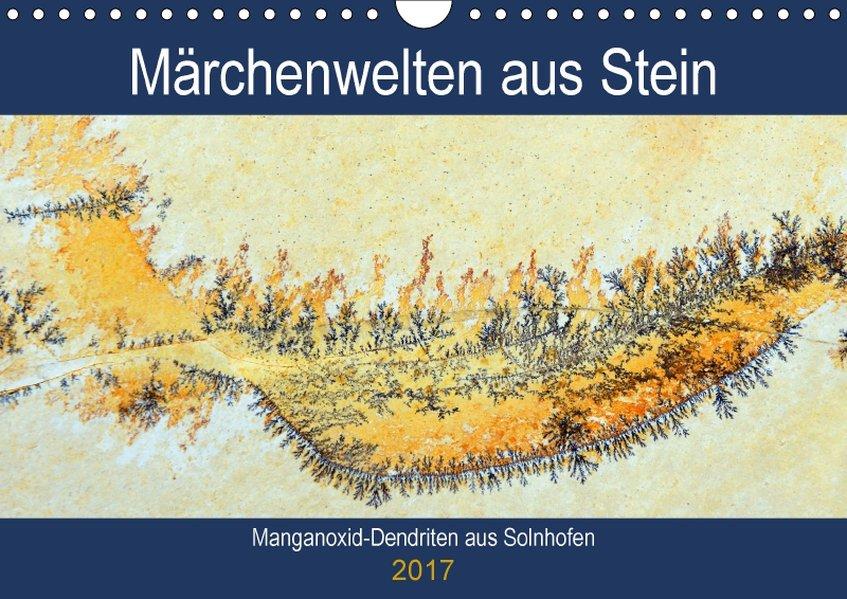 Märchenwelten aus Stein - Manganoxid-Dendriten ...