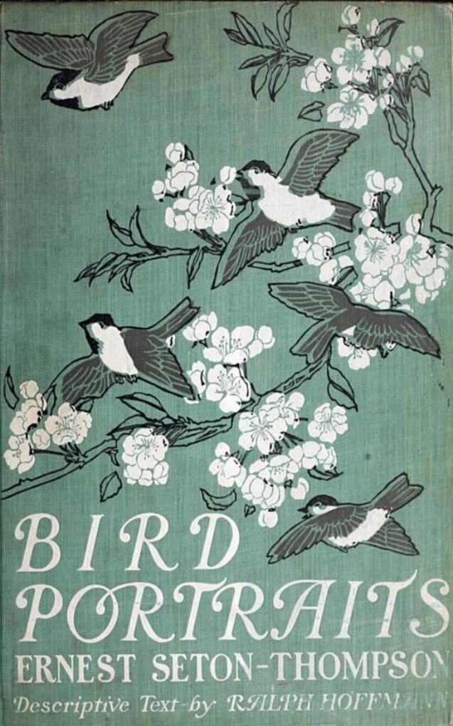Bird Portraits als eBook Download von Ernest Th...