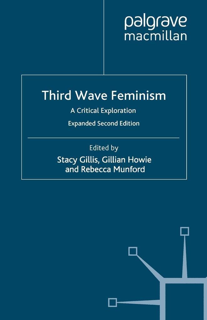 Third Wave Feminism als eBook Download von