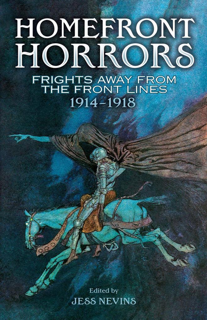 Homefront Horrors als eBook Download von Jess N...