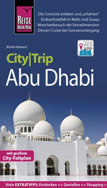 Reise Know-How CityTrip Abu Dhabi als Buch von ...