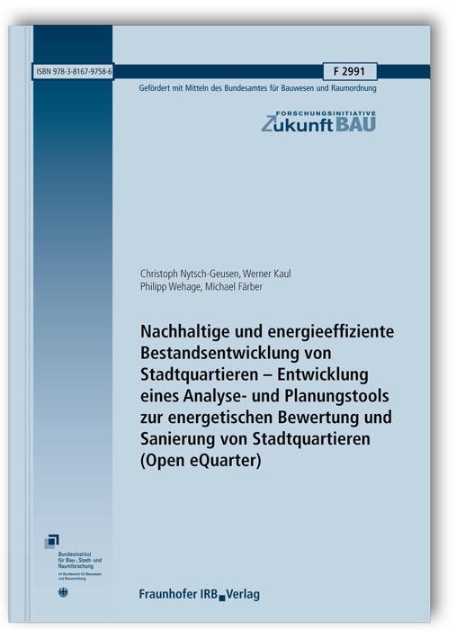 Nachhaltige und energieeffiziente Bestandsentwi...