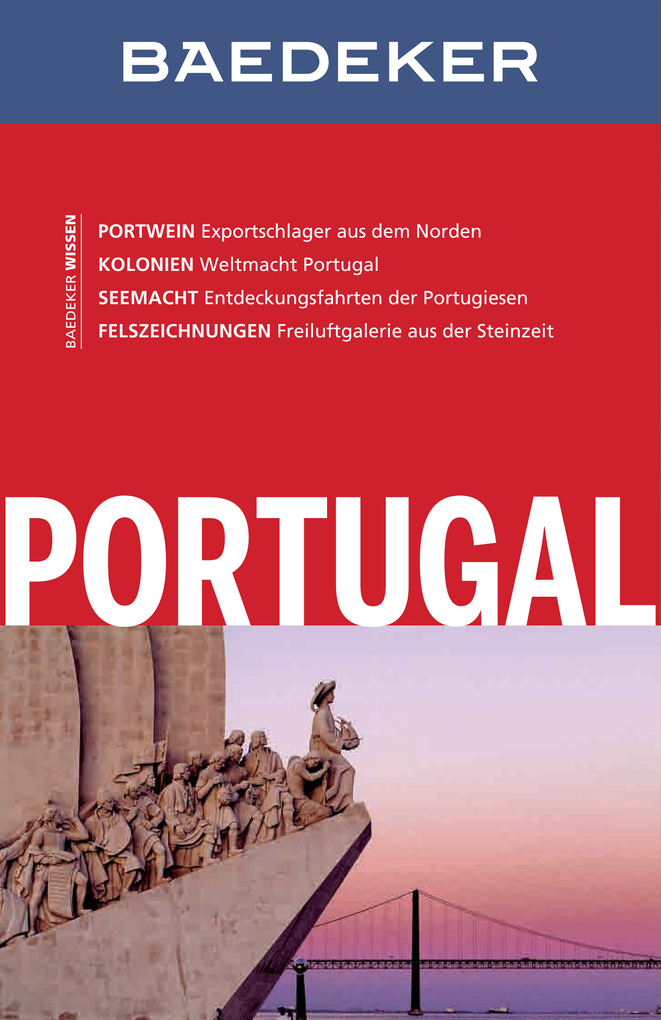 Baedeker Reiseführer Portugal als eBook Downloa...