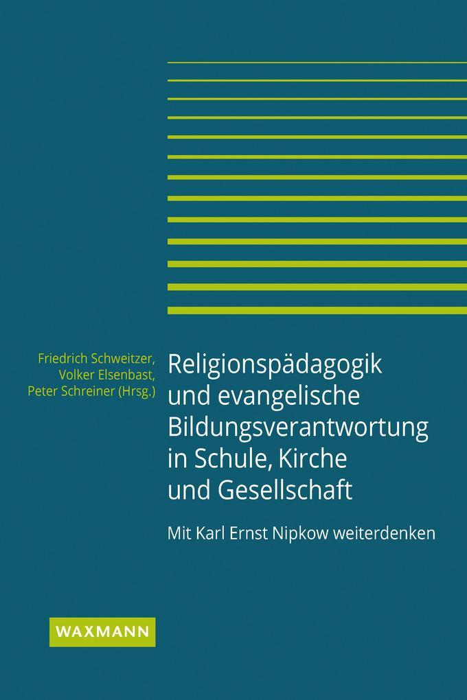 Religionspädagogik und evangelische Bildungsver...