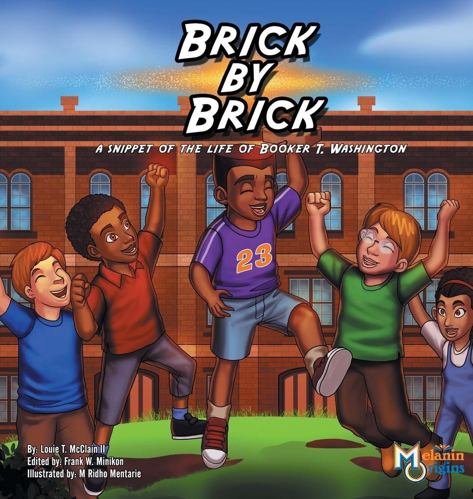 Brick by Brick als Buch von Louie T. McClain II