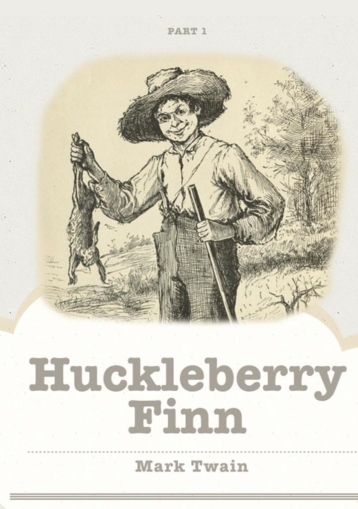 9786068846903 - 6068846903: Huckleberry Finn als Taschenbuch von Twain Mark - Cartea