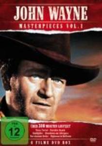 John Wayne-Masterpieces Vol.1 (6 Filme-300 Mi
