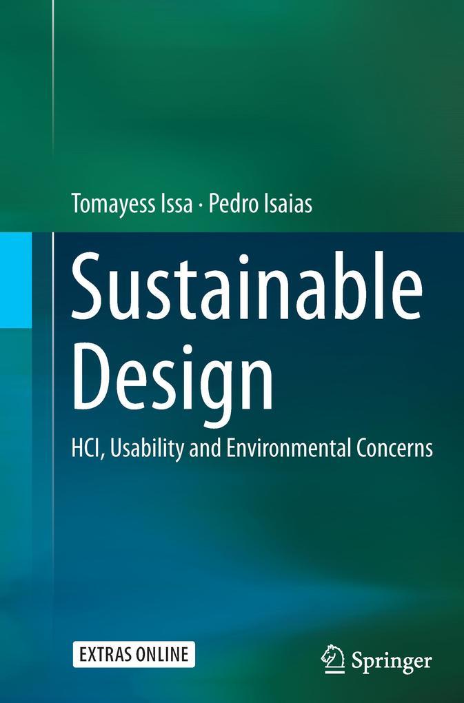 Sustainable Design als Buch von Pedro Isaias, T...