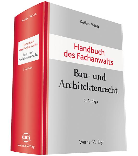 Handbuch des Fachanwalts Bau- und Architektenre...