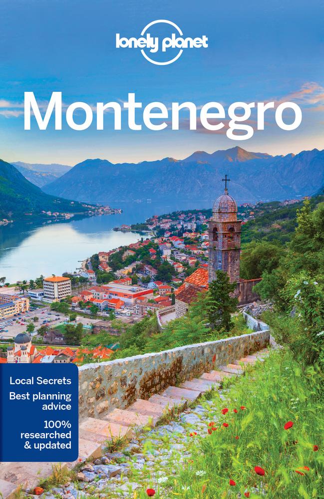 Montenegro als Buch von