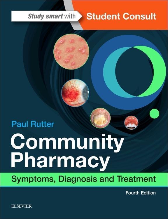 Community Pharmacy als Buch von Paul Rutter