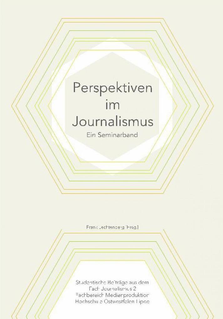 Perspektiven im Journalismus als eBook Download...